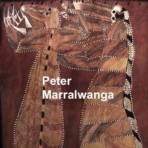 Peter Marralwanga