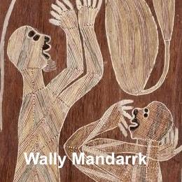 Wally Mandarrk