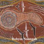 Bobyin Noongah painting