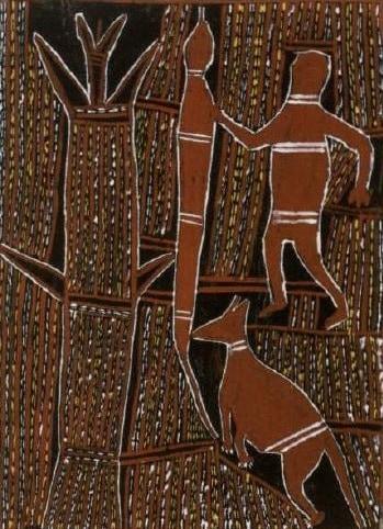 Jabarrgwa (kneepad) Warrabadalumba 5